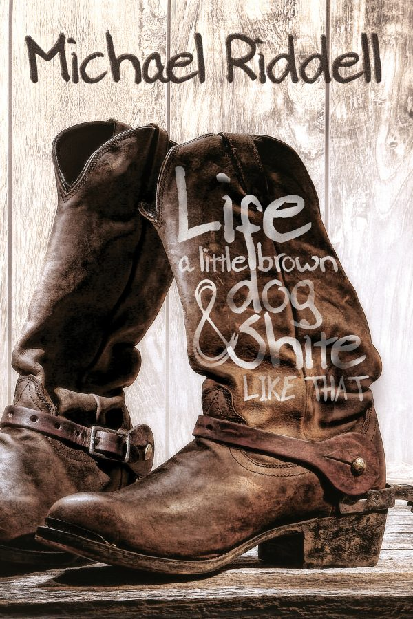 Life, A Little Brown Dog, and Shite Like That